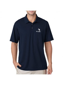 Team Cricket Polo Navy